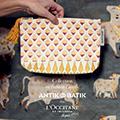 Leaflet Antik Batik X L'Occitane