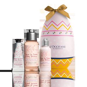 Œuf de Pâques Fleurs de Cerisier | L'OCCITANE