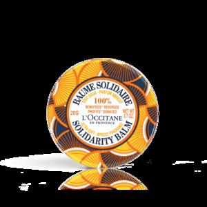 Baume Solidaire Abricot Karité - Nourrissant