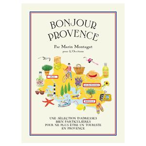 "Carte ""Bonjour Provence"""
