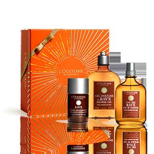 Coffret Cadeau Parfum Baux