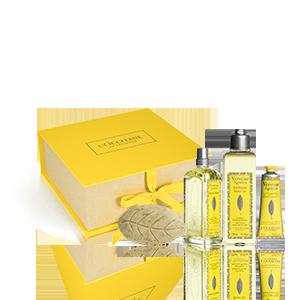 Coffret Parfum Verveine Agrumes | Frais et pétillant