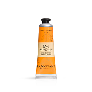 Crème Mains Miel Mandarine