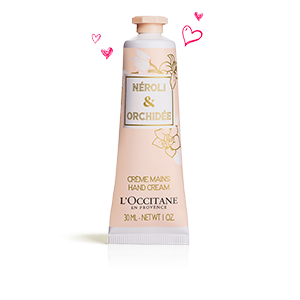 Crème Mains Parfumée Néroli & Orchidée