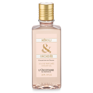 Douche Parfumée Néroli & Orchidée