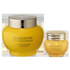 Duo Crème Immortelle Divine