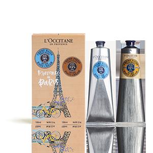 Duo Crème Mains et Crème Pieds Provence in Paris | Soin du corps