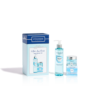 Duo Hydratant Aqua Réotier | L'OCCITANE