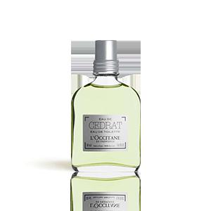 Eau de Toilette Cédrat - Parfum Homme
