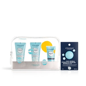 Rituel de soin hydratant visage | L'OCCITANE
