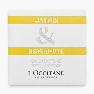 Savon Parfumé Jasmin & Bergamote