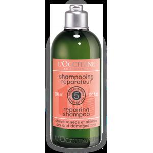 Shampooing Réparateur Cheveux Secs et Abimés Aromachologie