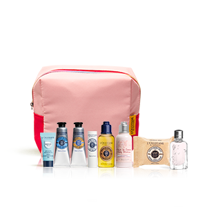 Trousse 8 Miniatures | L'OCCITANE