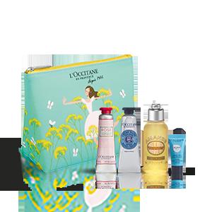 Trousse Beauté Fleurie | L'OCCITANE