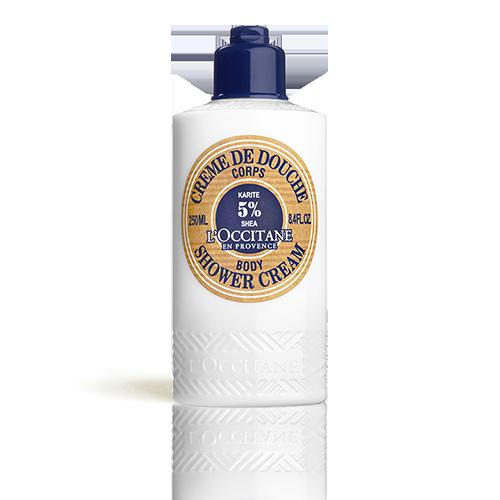 Crème Douche Ultra Riche Karité 250 ml