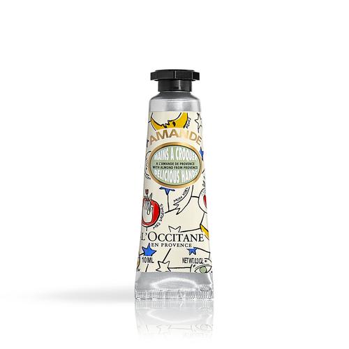 Crème Mains à Croquer Amande CASTELBAJAC Paris 10 ml