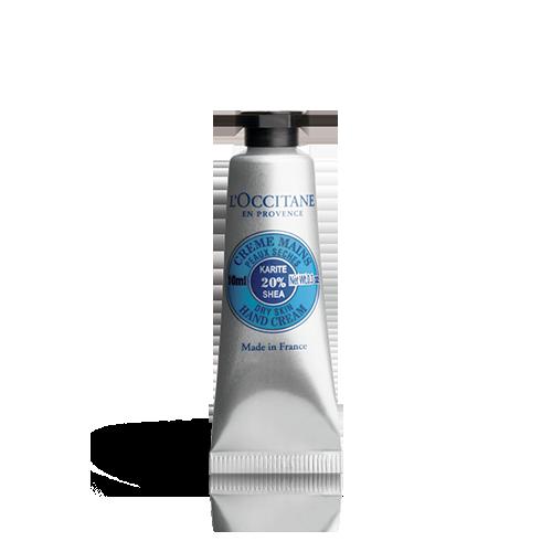 Crème Mains Karité 10 ml
