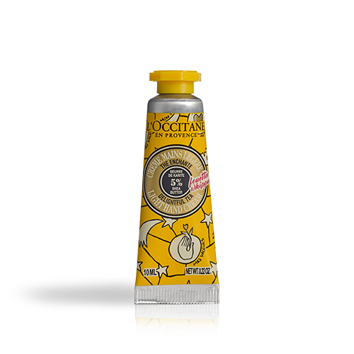 Crème Mains Légère Thé Enchanté Karité CASTELBAJAC Paris 10 ml