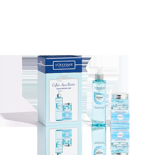 Duo Hydratant Aqua Réotier