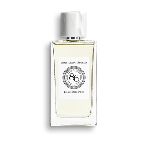 Collection de Parfums 86 Champs – Cassis Rhubarbe