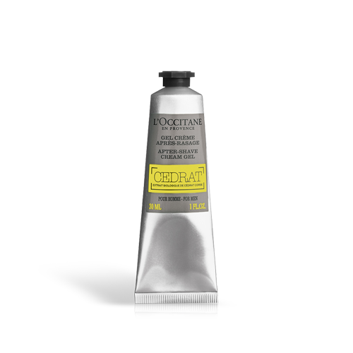 Gel-Crème Après Rasage Cédrat
