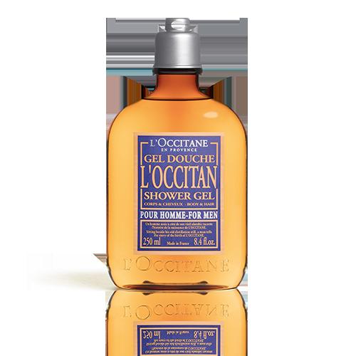 Gel Douche & Shampooing L'Occitan 250 ml