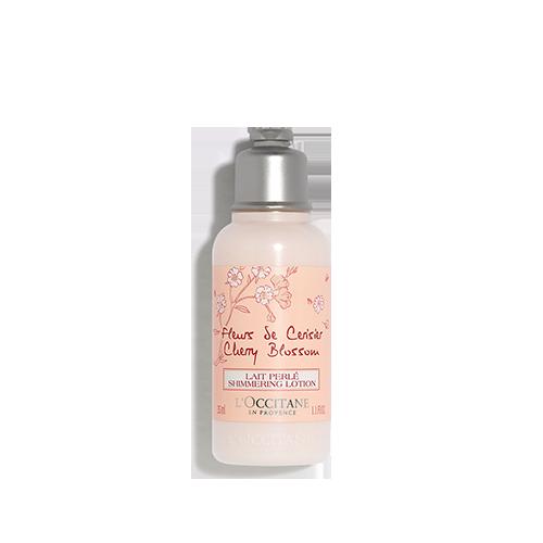 Lait Corps Pétale Fleurs de Cerisier 35 ml