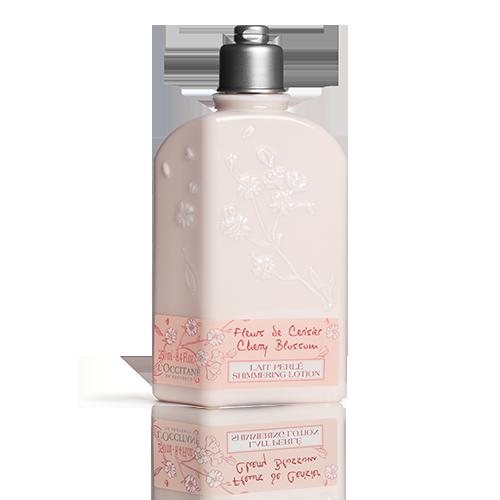 Lait Perlé Fleurs de Cerisier 250 ml