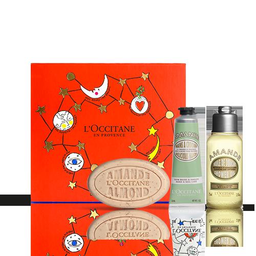 Mini Coffret Cadeau Noël - Amande