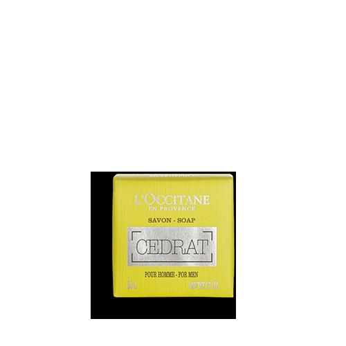 Savon Cédrat 50 ml
