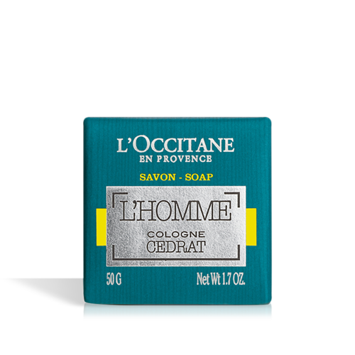 Savon L'Homme Cologne Cédrat 50 gr