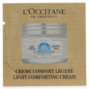 Échantillon Crème Confort Légère Karité
