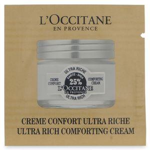 Échantillon Crème Confort Ultra Riche Karité