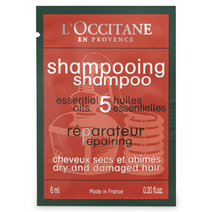 Échantillon Shampooing Réparateur Aromachologie