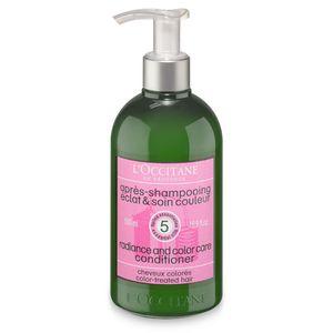 Après-Shampooing Eclat et Soin Couleur Aromachologie Grand Format