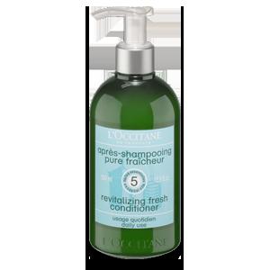 Après-Shampooing Pure Fraîcheur Aromachologie Grand Format