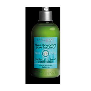 Après-Shampooing Pure Fraîcheur Aromachologie