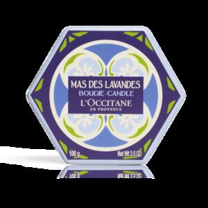 Bougie Parfumée Mas des Lavandes - L'Occitane