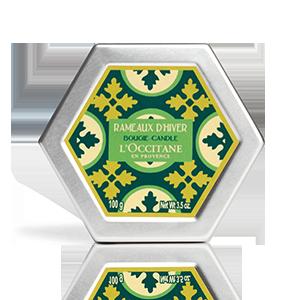 Bougie Parfumée Rameaux d'hiver - L'Occitane