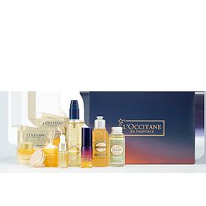 Cadeau Résultats des soins du visage de nuit - L'Occitane