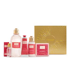 Coffret Parfumé Rose
