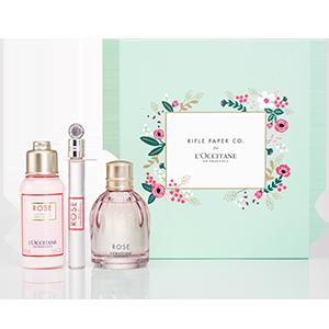 Coffret Parfumé Rose - L'Occitane