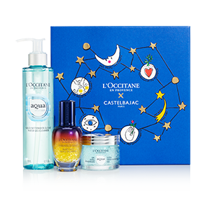 Collection hydratante Aqua Réotier - L'Occitane