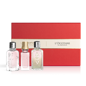 Collection de fragrances des Fêtes - L'Occitane