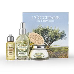 Collection Délicieuse Amande - L'Occitane