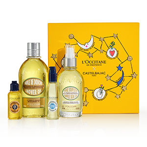 Collection d'huiles de beauté - L'Occitane
