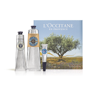 Collection Manucure à Domicile - L'Occitane