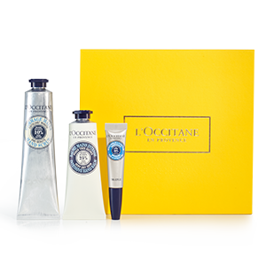 Collection Manucure Domicile - L'Occitane