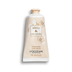 Crème à mains Néroli et Orchidée - L'Occitane