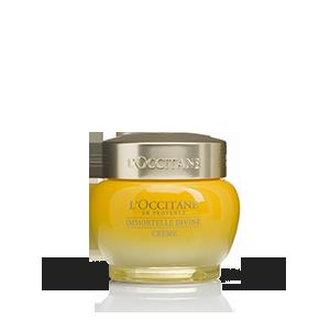 Crème Divine Immortelle - L'Occitane
